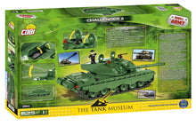 Laden Sie das Bild in den Galerie-Viewer, COBI 2614 - CHALLENGER II - THE TANK