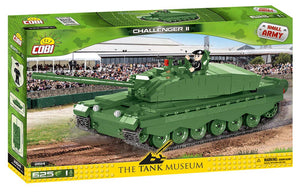 COBI 2614 - CHALLENGER II - THE TANK