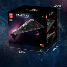 Laden Sie das Bild in den Galerie-Viewer, Mould King MOC Star Wars Eclipse-Class Dreadnought