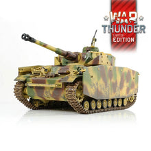 Laden Sie das Bild in den Galerie-Viewer, War Thunder 1/24 PzKpfw IV Ausf. H IR