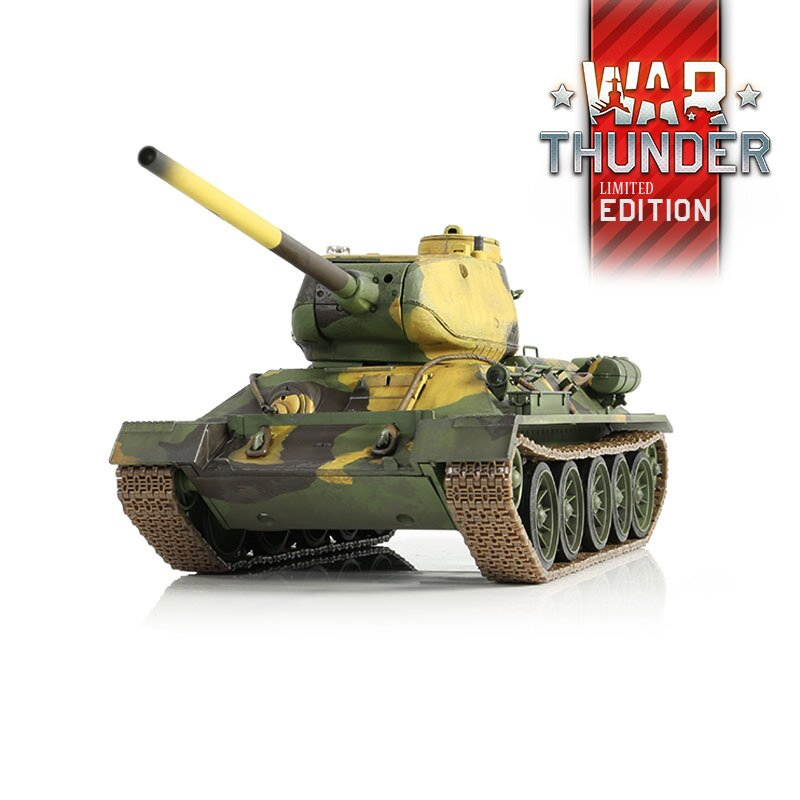 War Thunder 1/24 T-34/85 IR