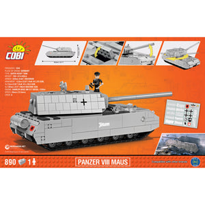 COBI 3024 - Panzer VIII MAUS World of Tanks