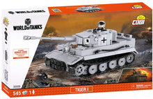 Laden Sie das Bild in den Galerie-Viewer, COBI 3000B - Tiger 1 World of Tanks