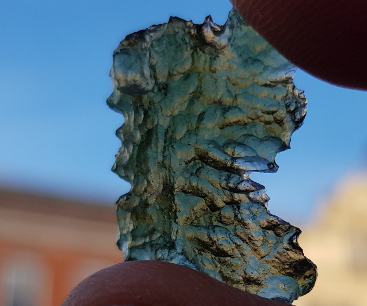 Copy of Moldavite - The Science of Magic