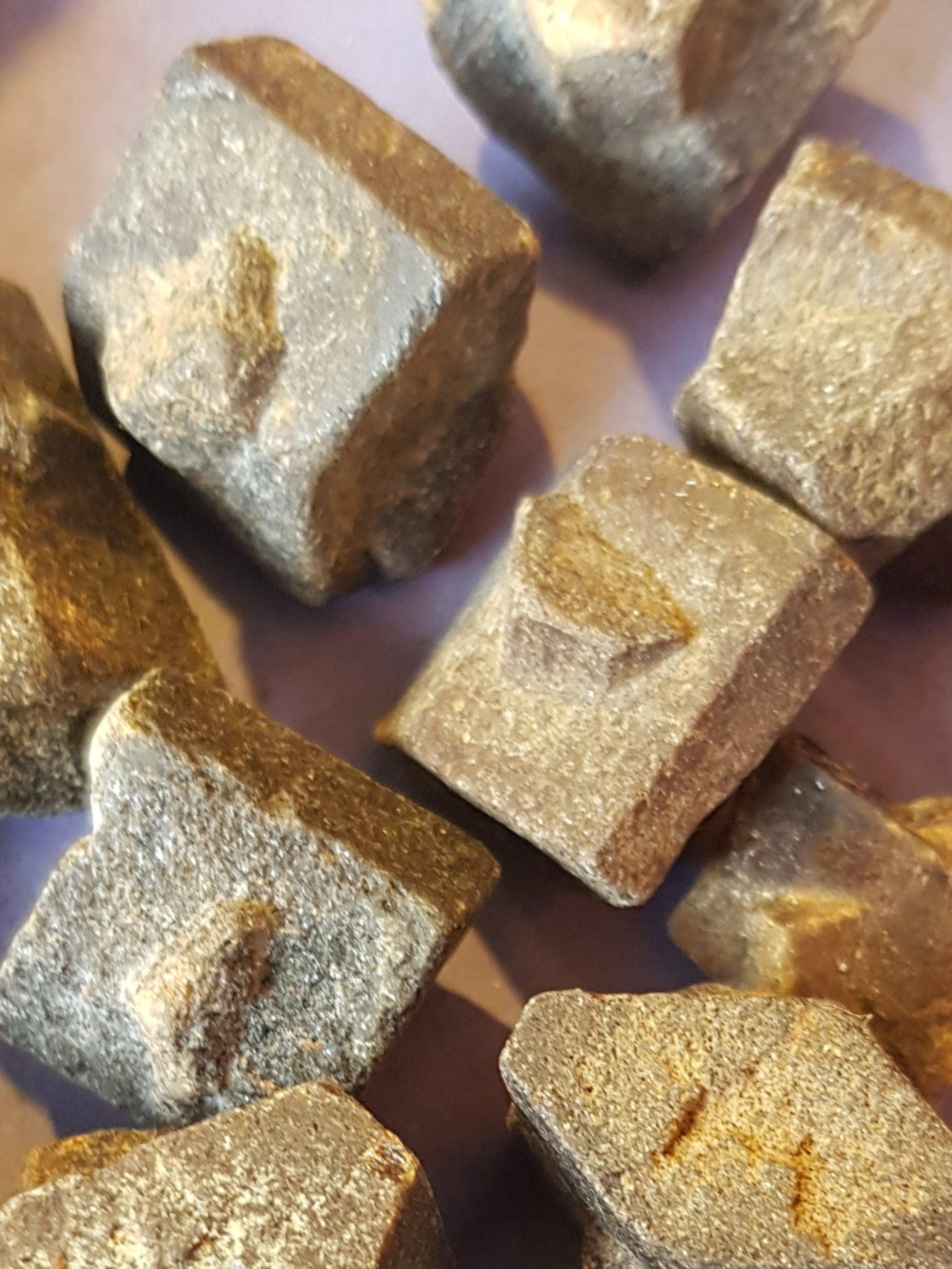 Twinned staurolite crystals - The Science of Magic