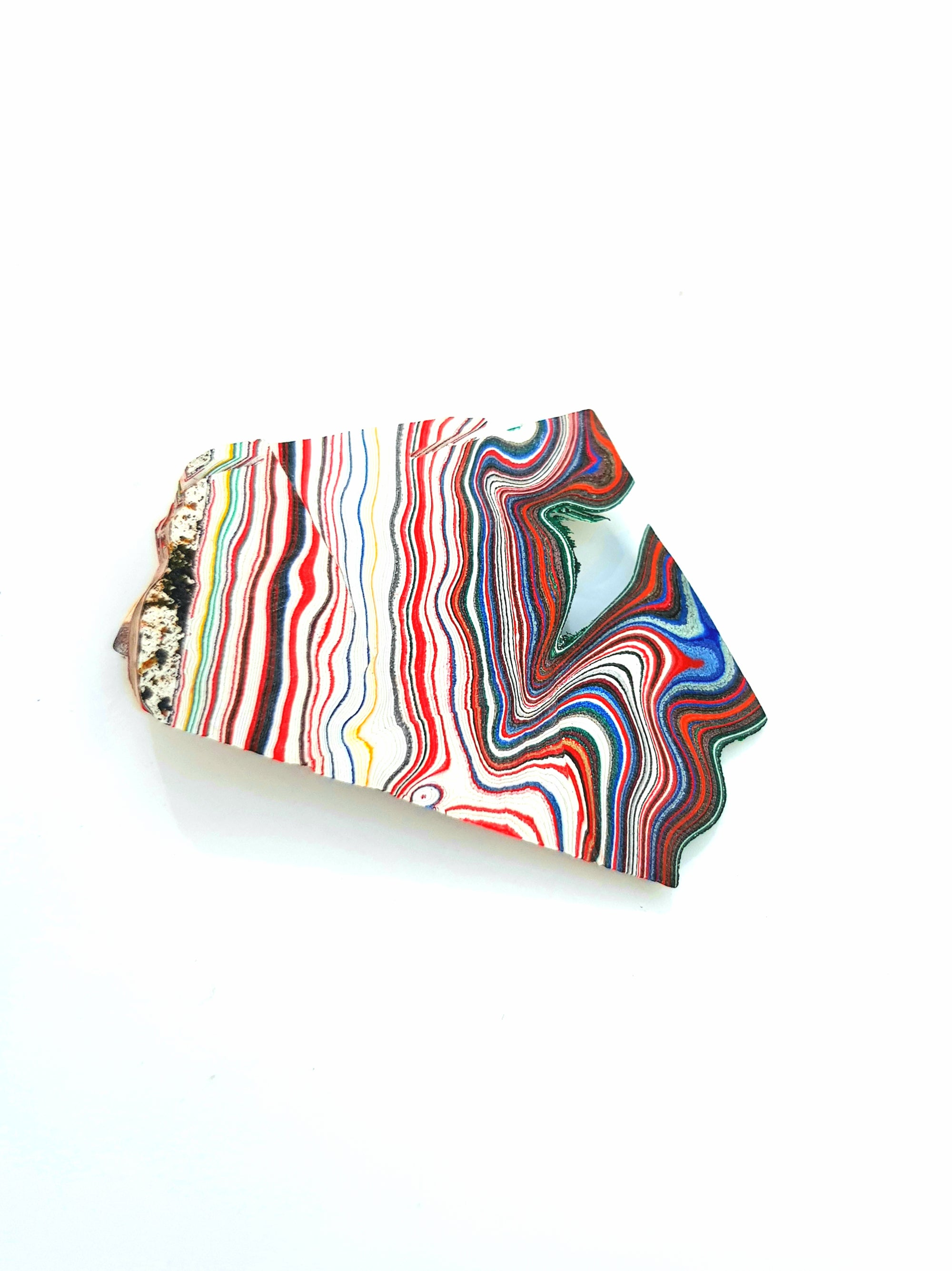 Raw fordite - The Science of Magic