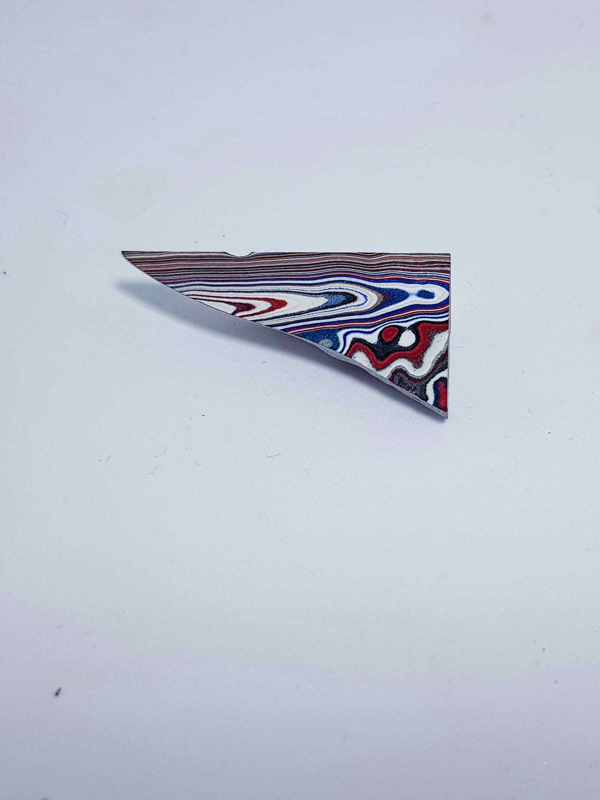 Small raw fordite - The Science of Magic