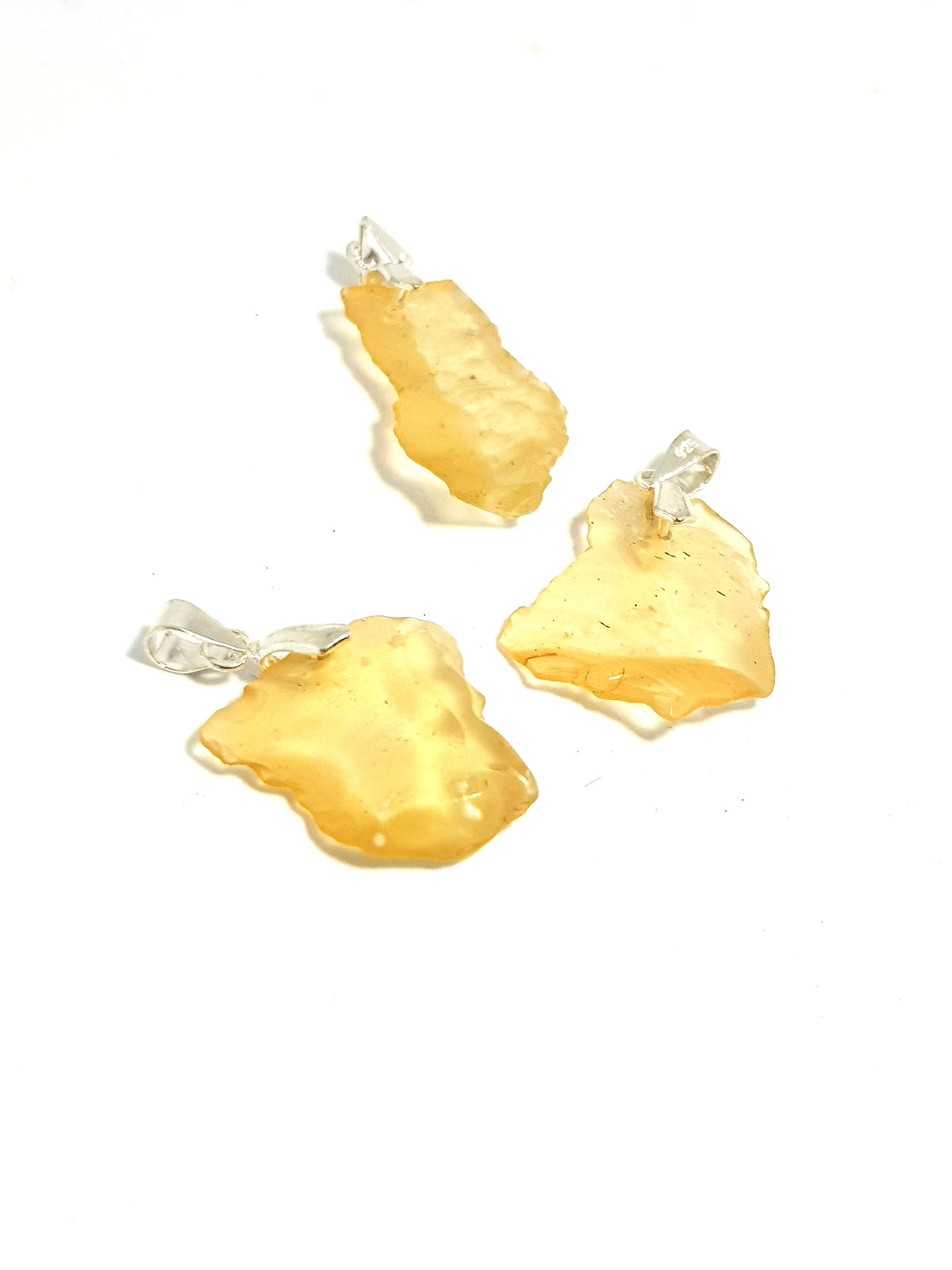 Libyan Desert Glass Pendant - The Science of Magic