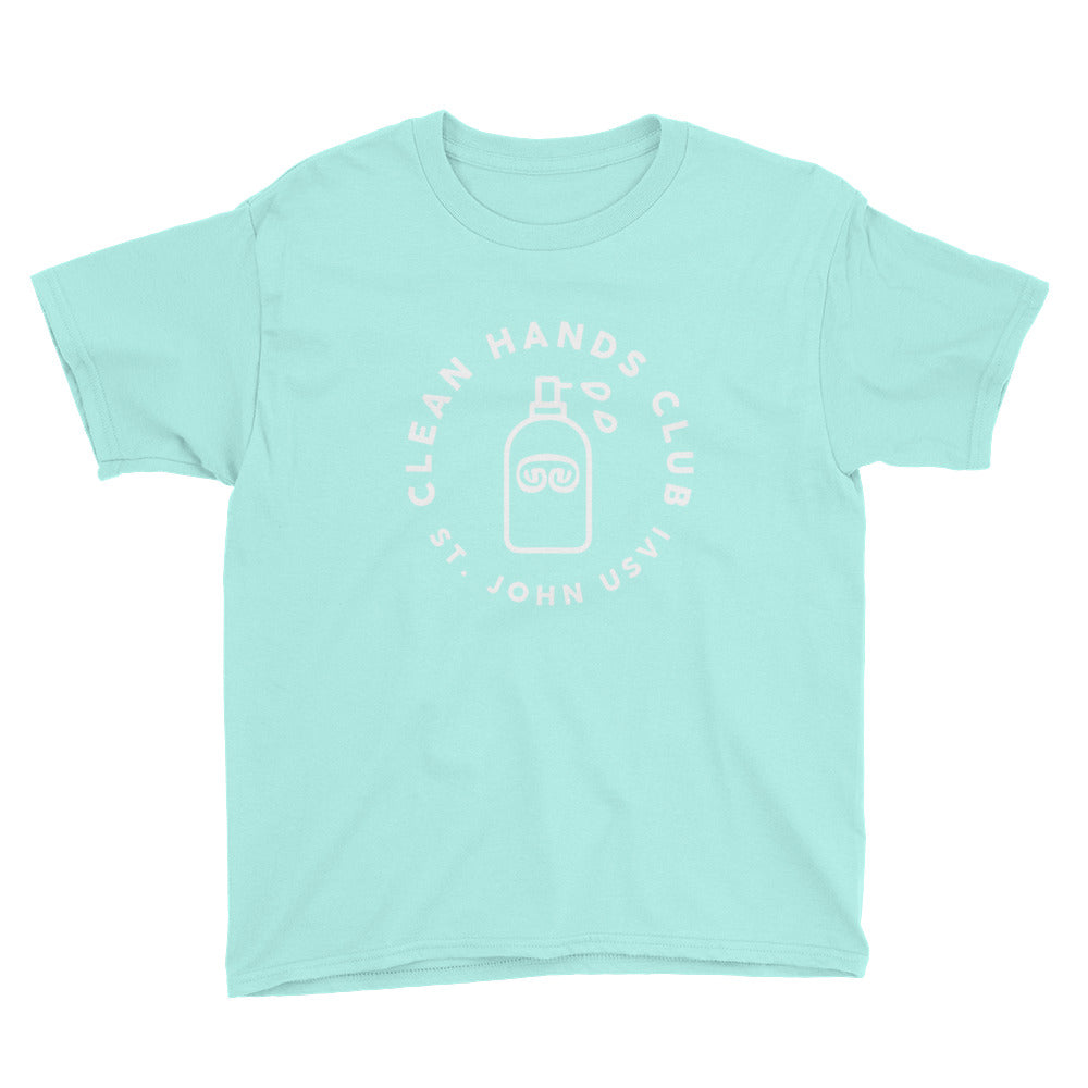stj clean kids tee