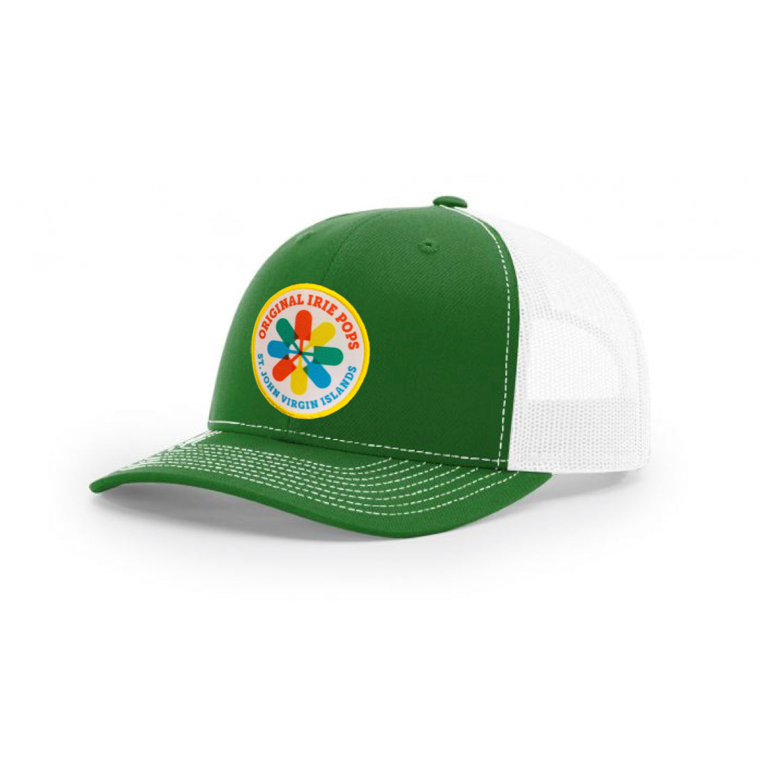original irie trucker hat