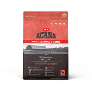 ACANA DOG HERITAGE RED MEAT WHOLESOME GRAINS 11.5#
