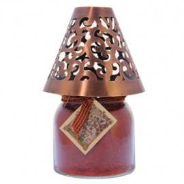 Copper - Victorian Candle Shade