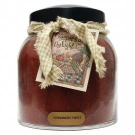34oz Cinnamon Twist Papa Jar
