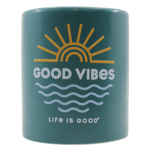 A Cheerful Giver - Life Is Good® - Good Vibes 12oz. Soy Candle