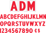 ADM Change Letters
