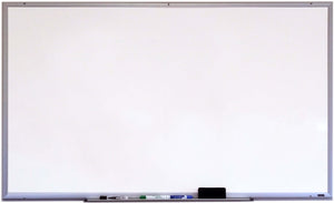 "Magnetic Whiteboards - Porcelain - 48"" x 60"""