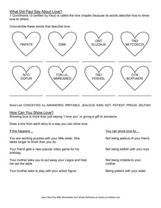 Valentine's Day Printable Bundle (FREE) download only