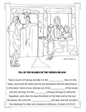 "Load image into Gallery viewer, ""Is It Time Yet?"" Coloring and Activity Book for Advent - 38 Page Download"