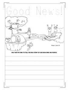 """Is It Time Yet?"" Coloring and Activity Book for Advent - 38 Page Download"