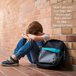 More FAITH Less FEAR: 4-Week Children's Ministry Curriculum (Unit 2 of Faith over Fear)