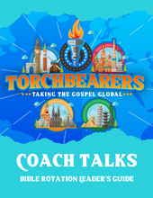 Load image into Gallery viewer, Torchbearers Vacation Bible School: Taking the Gospel Global