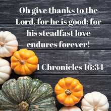 "Load image into Gallery viewer, ""Thankful for Who God Is"" Lesson (FREE) Thankful Still Sample Lesson"