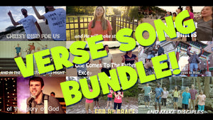 Top 10 Kids Memory Verse Bundle!