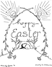 Load image into Gallery viewer, 15 Easter Coloring Pages (religious) FREE Download