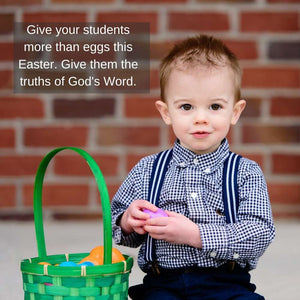 Why Easter? 5-Week Children's Ministry Curriculum (download only)