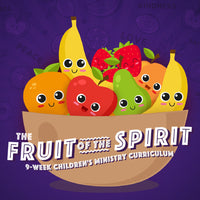 """""""Fruit of the Spirit"""" Free Sample Lesson (download only)"""