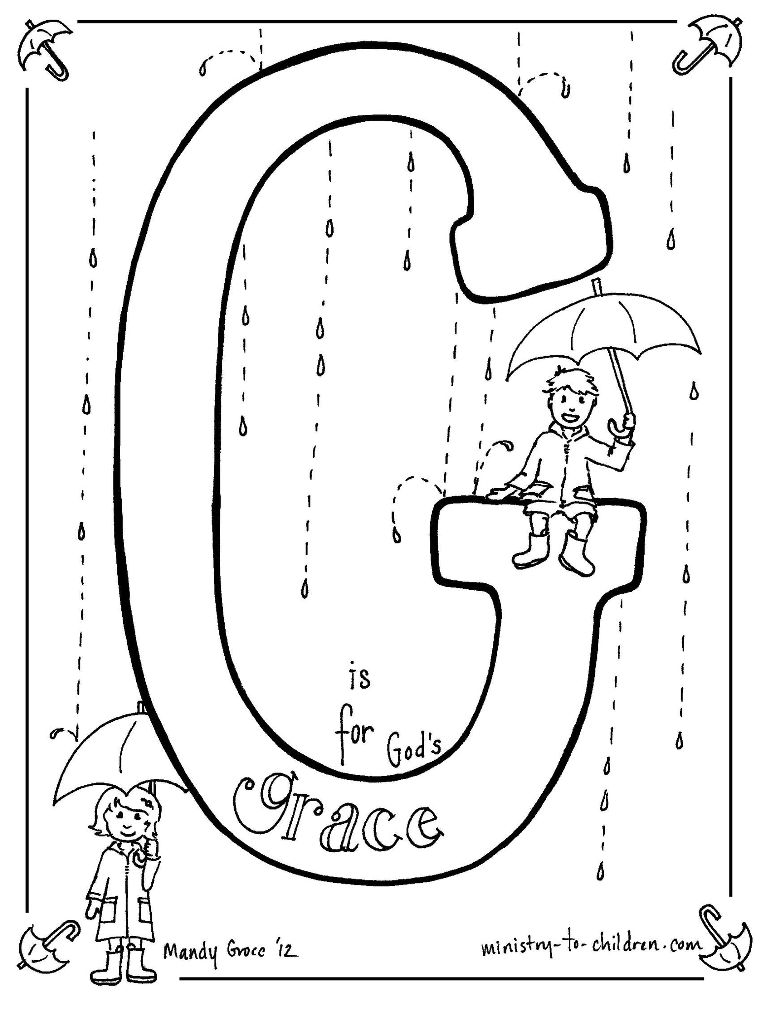 Bible Alphabet Coloring Pages 26 Pages Download Only The Sunday School Store