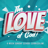 God's Love is ONE-OF-A-KIND (Free Sample Lesson) The LOVE of God Curriculum