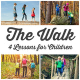 """The Walk"" 4 Lesson Bible Study on Following Jesus"