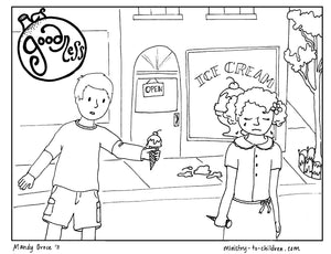 The Fruit of the Spirit Coloring Book (FREE) 11 Pages