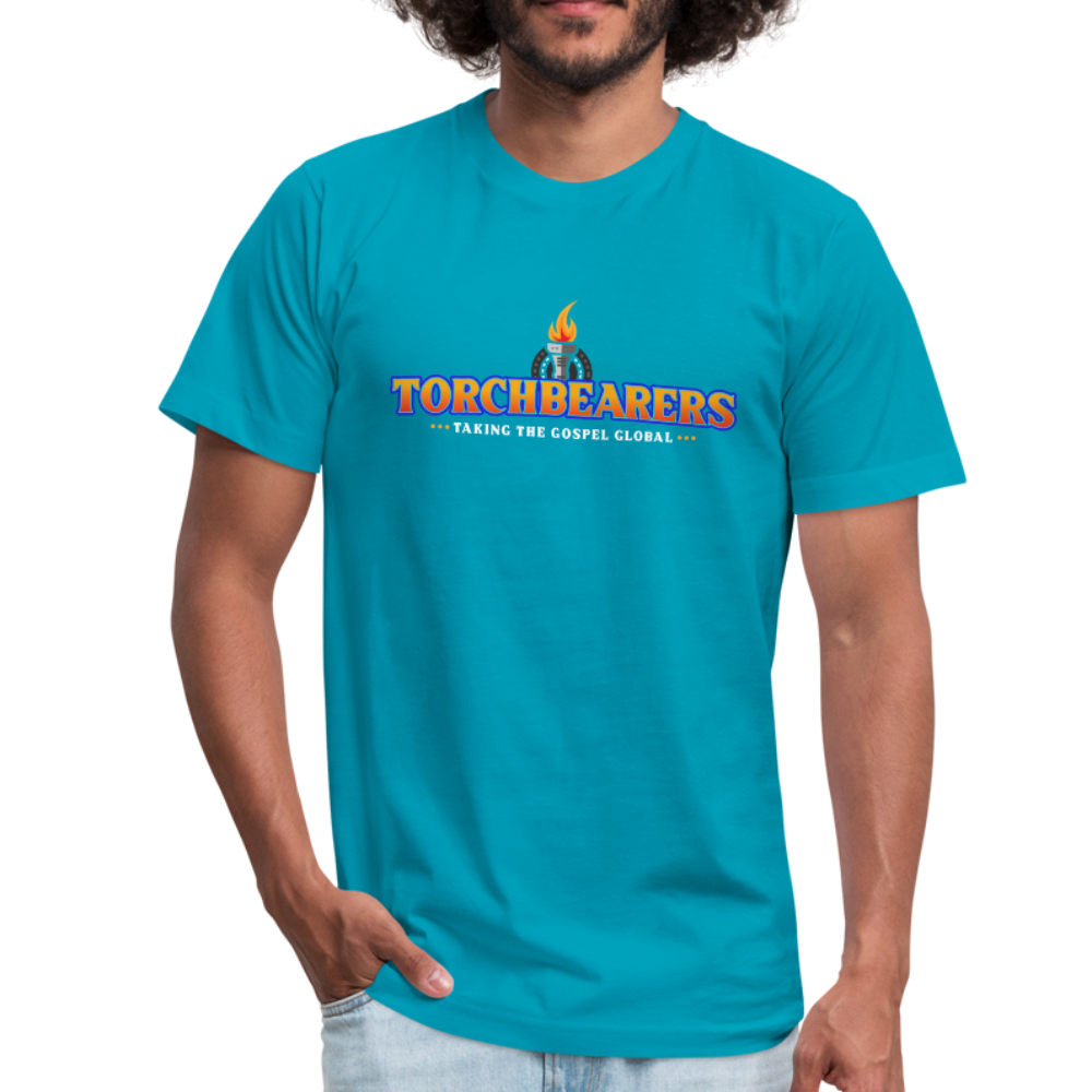 Torchbearers VBS Adult Shirt - turquoise