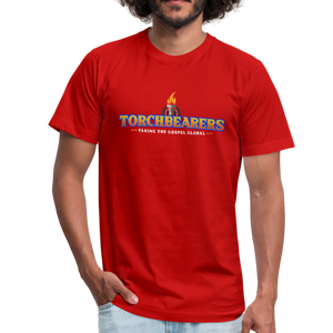 Torchbearers VBS Adult Shirt - red