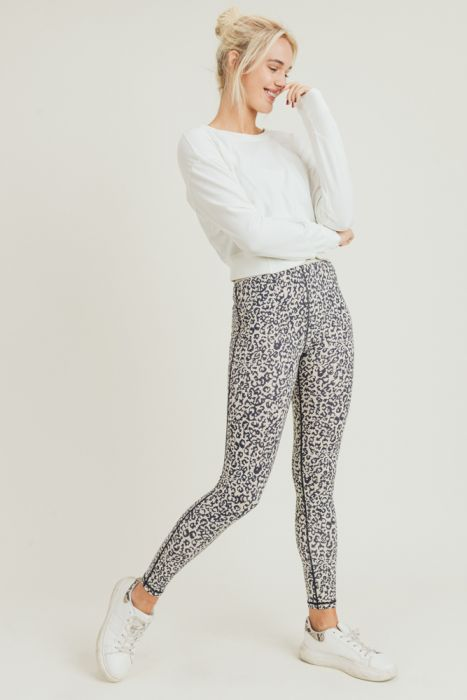 The Nairobi legging