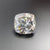 1.00 to 5.00 Carat Colorless Crushed Ice Cushion Cut Loose Moissanite For Wedding Ring by Yogee Gems (1)