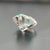1.00 to 5.00 Carat Colorless Crushed Ice Cushion Cut Loose Moissanite For Wedding Ring by Yogee Gems (7)