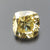 1.00 to 5.00 Carat Yellow Color Cushion Cut Loose Moissanite For Engagement Ring by Yogee Gems (1)