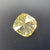 1.00 to 5.00 Carat Yellow Color Cushion Cut Loose Moissanite For Engagement Ring by Yogee Gems (5)