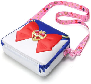 Sailor Moon Luna satin shoulder bag