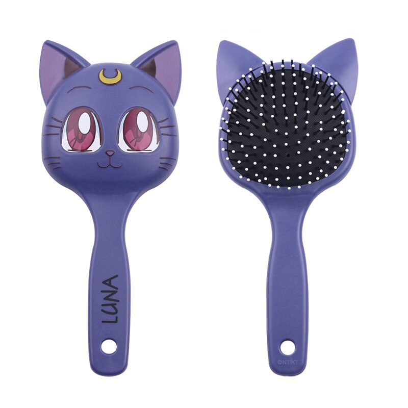 Sailor Moon Luna hair brush