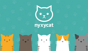 nyxycat gift card - $25