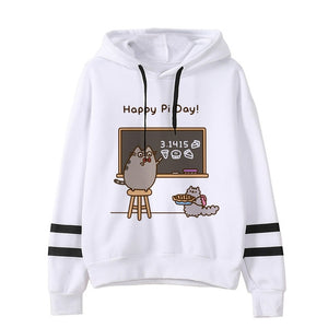 Pusheen the cat hoodie - Pi