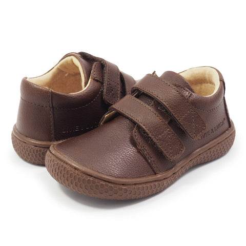 Livie & Luca Mocha Leather