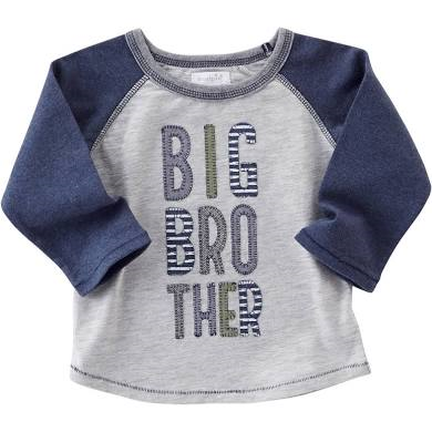Big Brother Raglan T-shirt