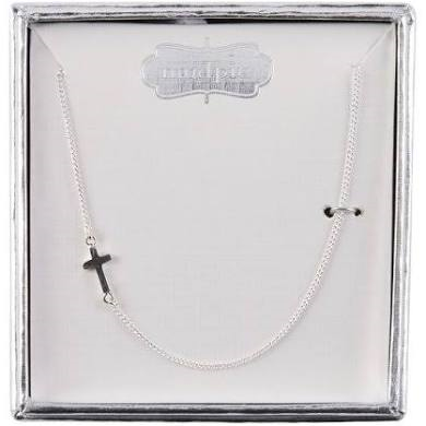 Girls cross necklace