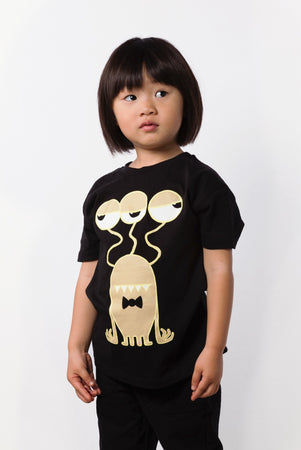 MONSTRE JAUNE | Tee-shirt enfant
