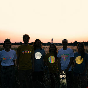 Collection of reflective shirts, Tempelhof